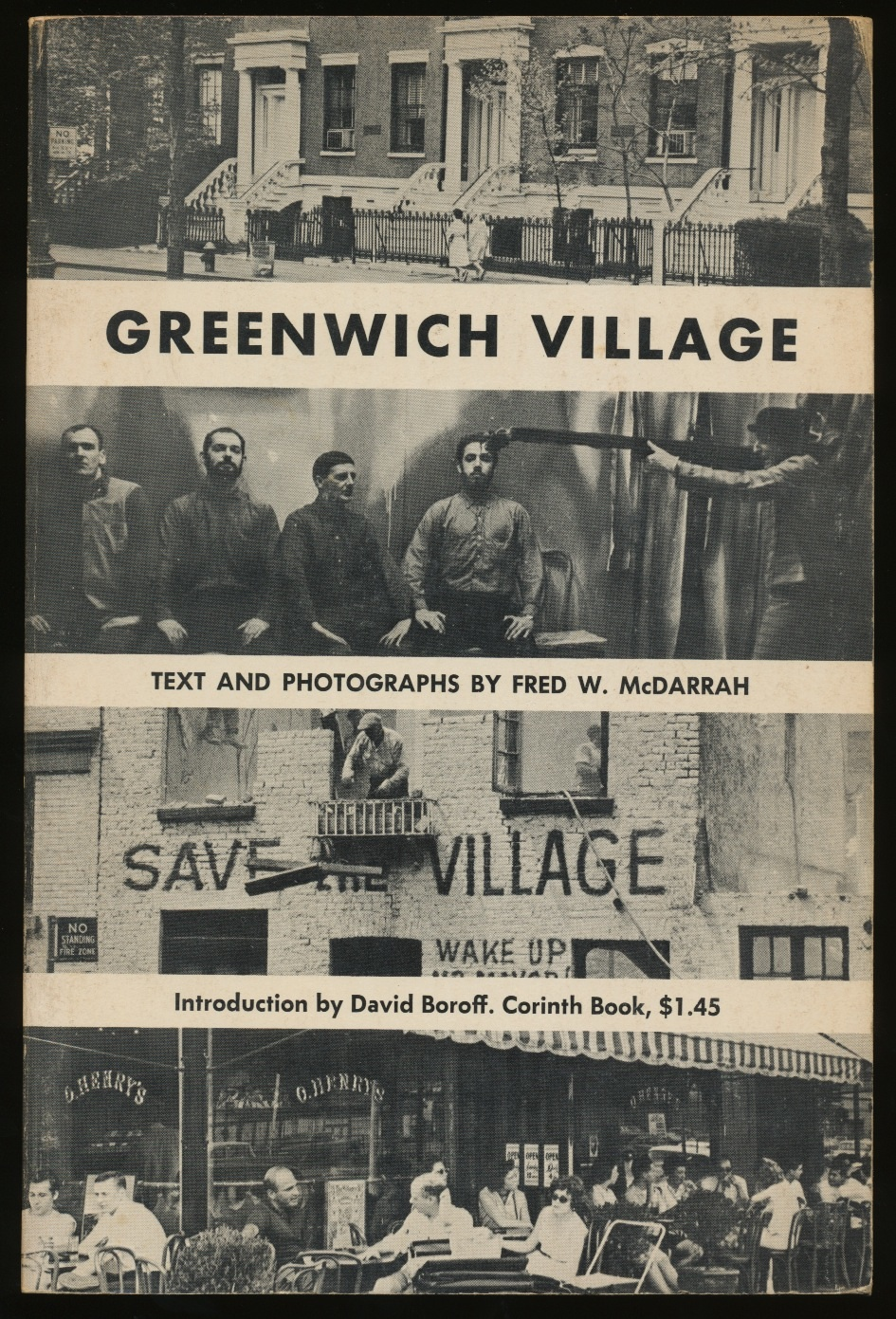 Greenwich Village book