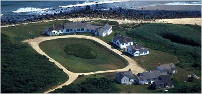 Eothen, the so-called Warhol Estate, in Montauk.