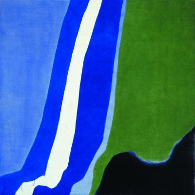 Untitled (Post-Rome series), 1964. Oil on canvas.