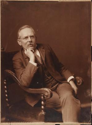 Jacob A. Riis, ca. 1900.